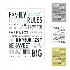 gepersonaliseerde-familyrules-print