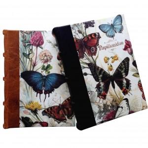 handgemaakt-notitieboek-met-vintage-vlinders