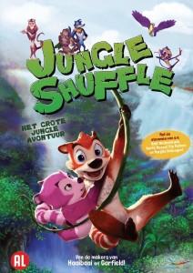 Jungle Shuffle DVD BNL 2D