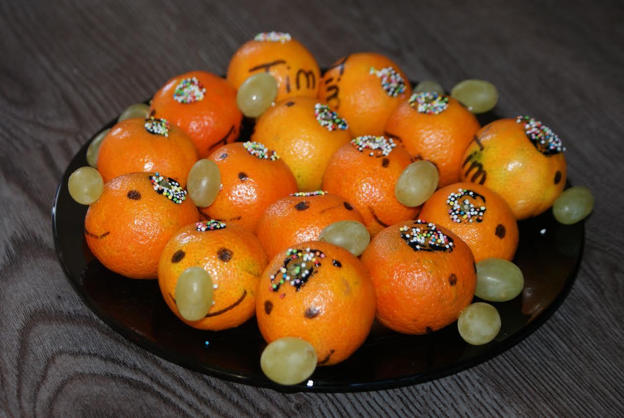 Gezonde en lekkere traktatie met mandarijnen – KiDDoWz