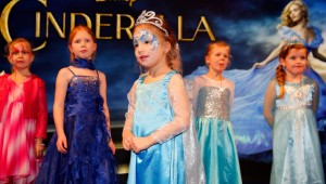 Disney's Cinderella in premiere