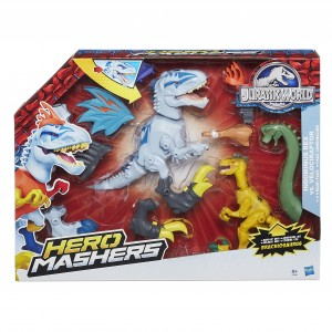 Jurassic World - Hero Mashers - pack - 44,95