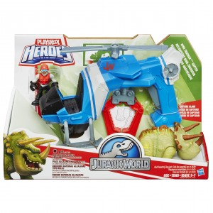 Jurassic World - Playskool Heroes - pack2 - 29,99