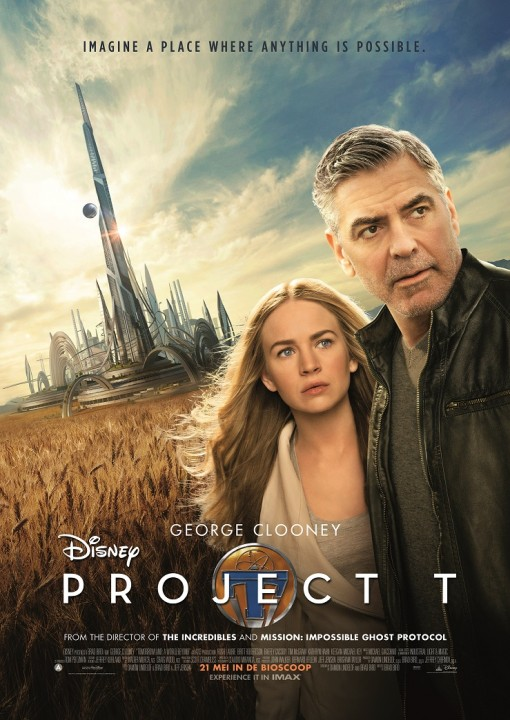 PROJECT T POSTER