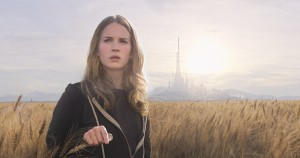 Disney's TOMORROWLAND Casey (Britt Robertson)  Ph: Film Frame ©Disney 2015