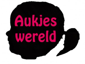 Logo Aukjes wereld