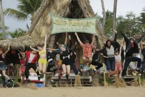 TEEN BEACH 2 - Day 1. (Disney Channel/Francisco Roman) DANCERS