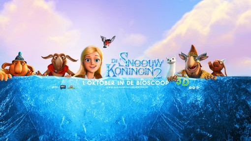 Banner De Sneeuwkoningin 2