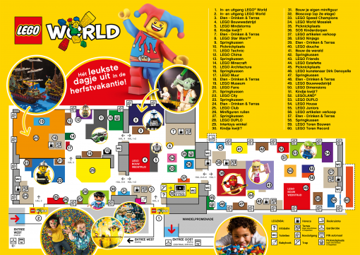floorplan legoworld
