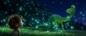 The Good Dinosaur – concept artwork. | © Pixar Animation Studios