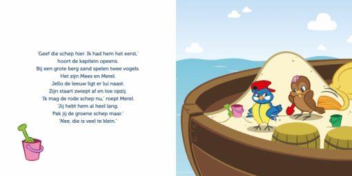 mees en merel