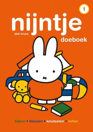 Nieuw Nijntje Doeboek Kiddowz Voor Kinderen En Hun Grootouders
