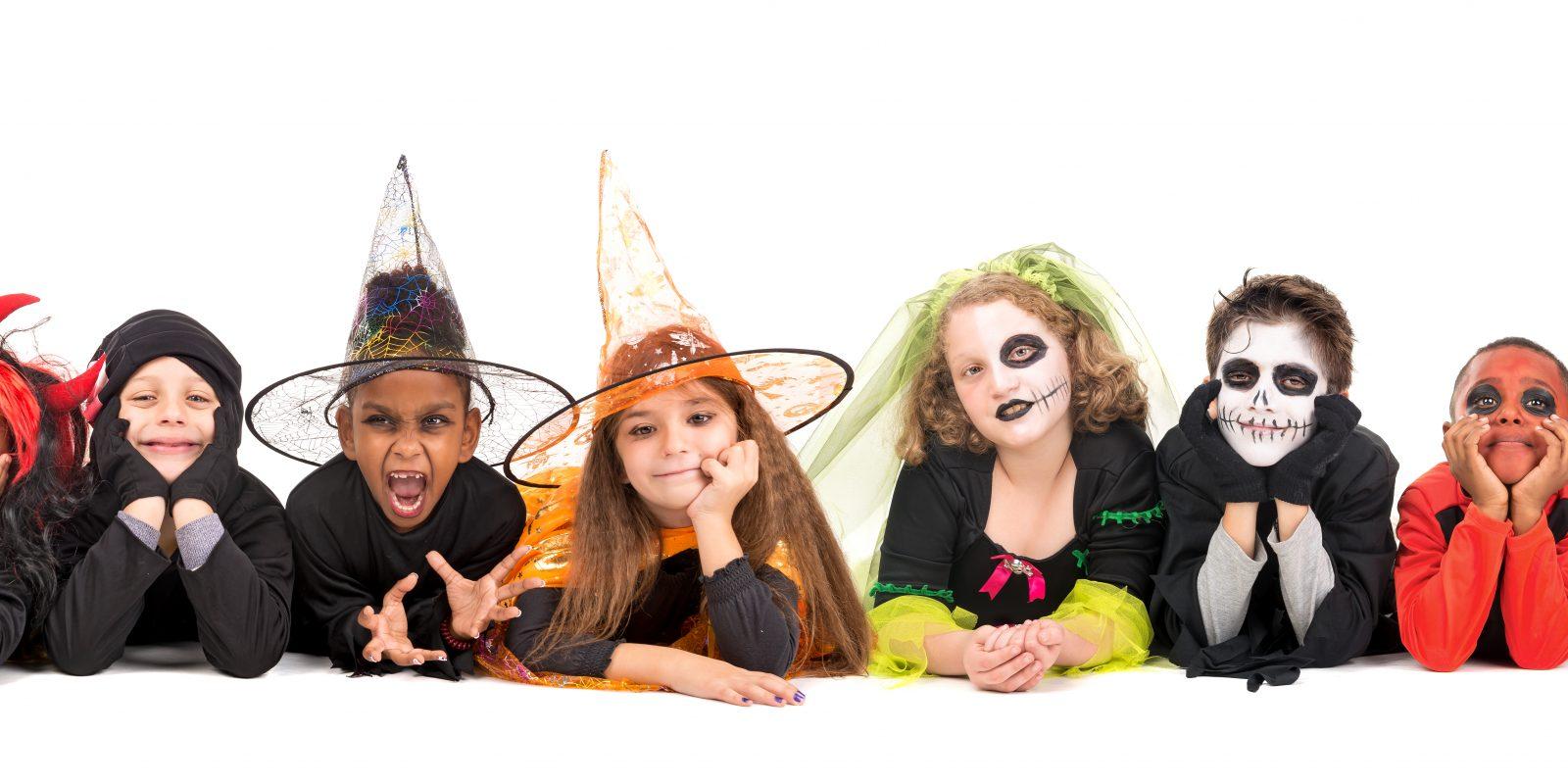 Halloween Pretparken Nederland.Halloween Is Een Feest Voor Kinderen Kiddowz Voor