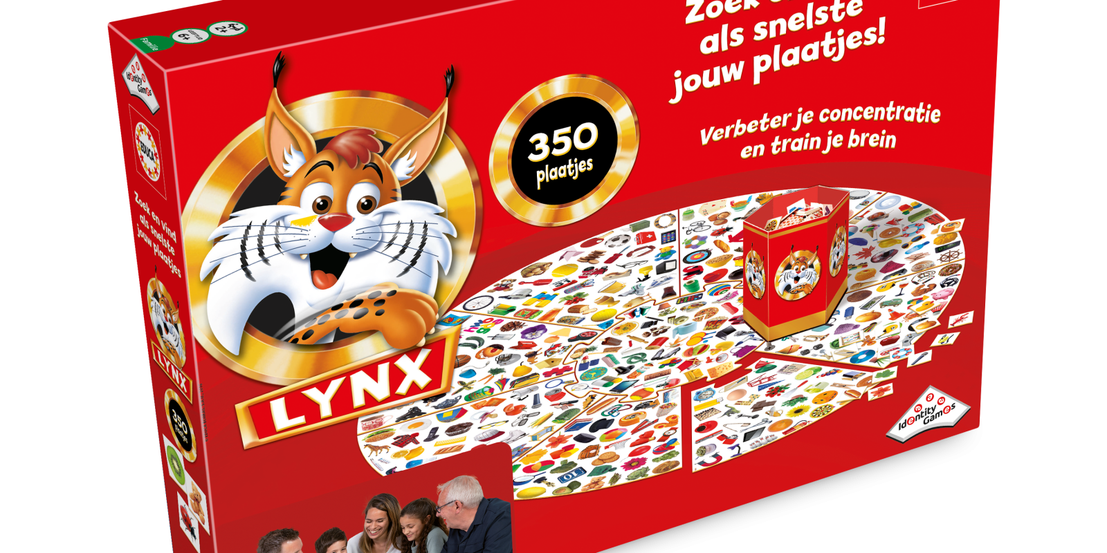 Verwonderlijk Review: Lynx - het leukste zoekspel voor het hele gezin! – KiDDoWz EU-61