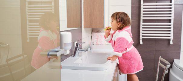 8 tips voor een kindvriendelijke badkamer