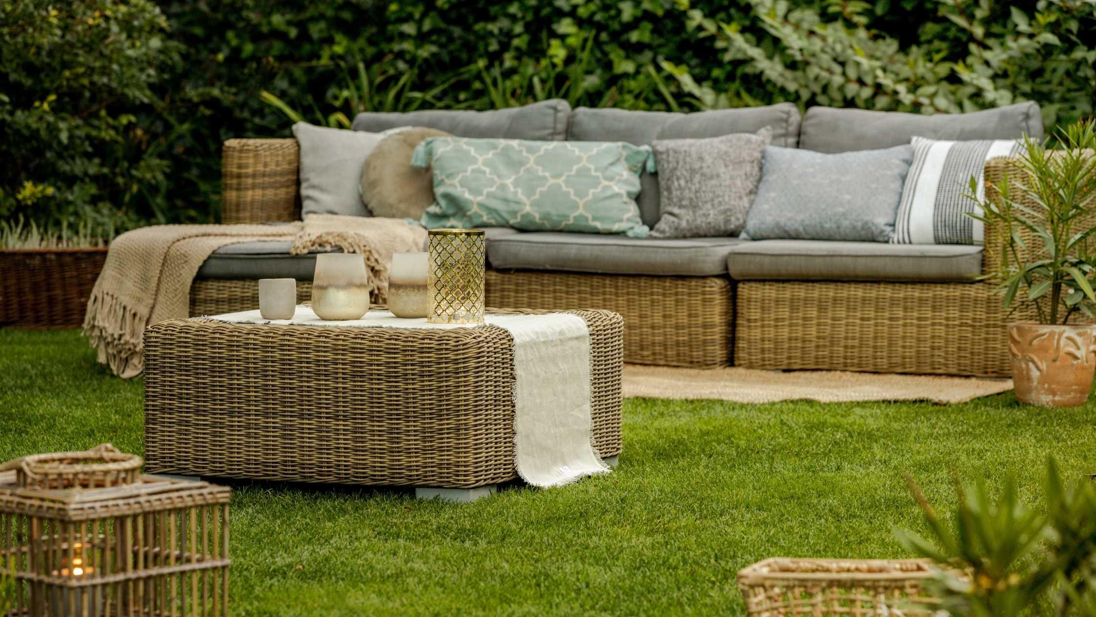 Zo ontwerp je een Mini Retraite in eigen tuin