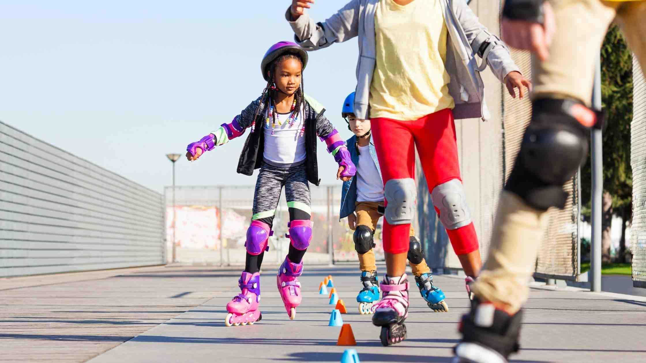skeeler parcours voor kinderen 7 leuke en simpele buitenactiviteiten voor kinderen