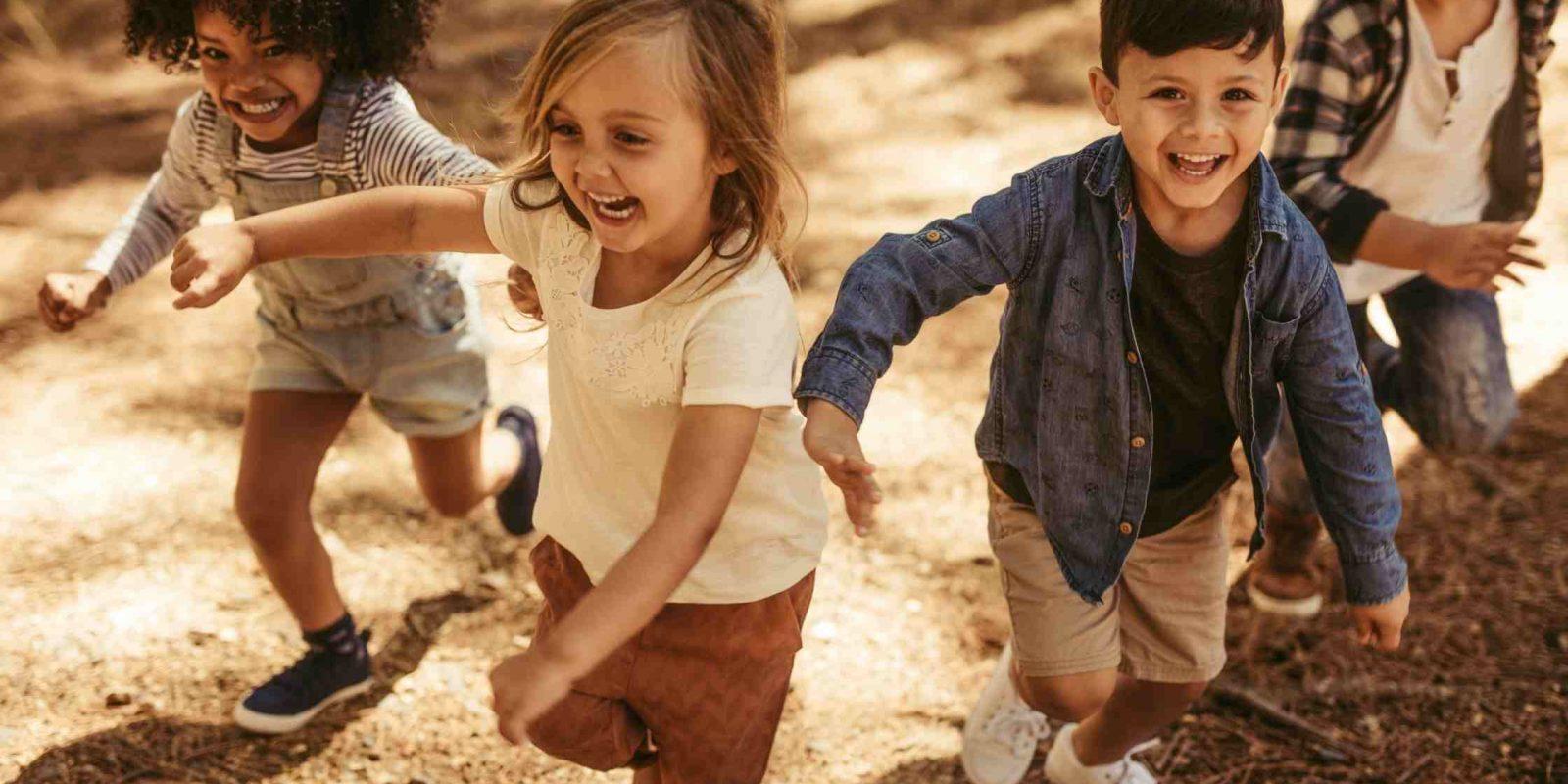 7 leuke en simpele buitenactiviteiten voor kinderen