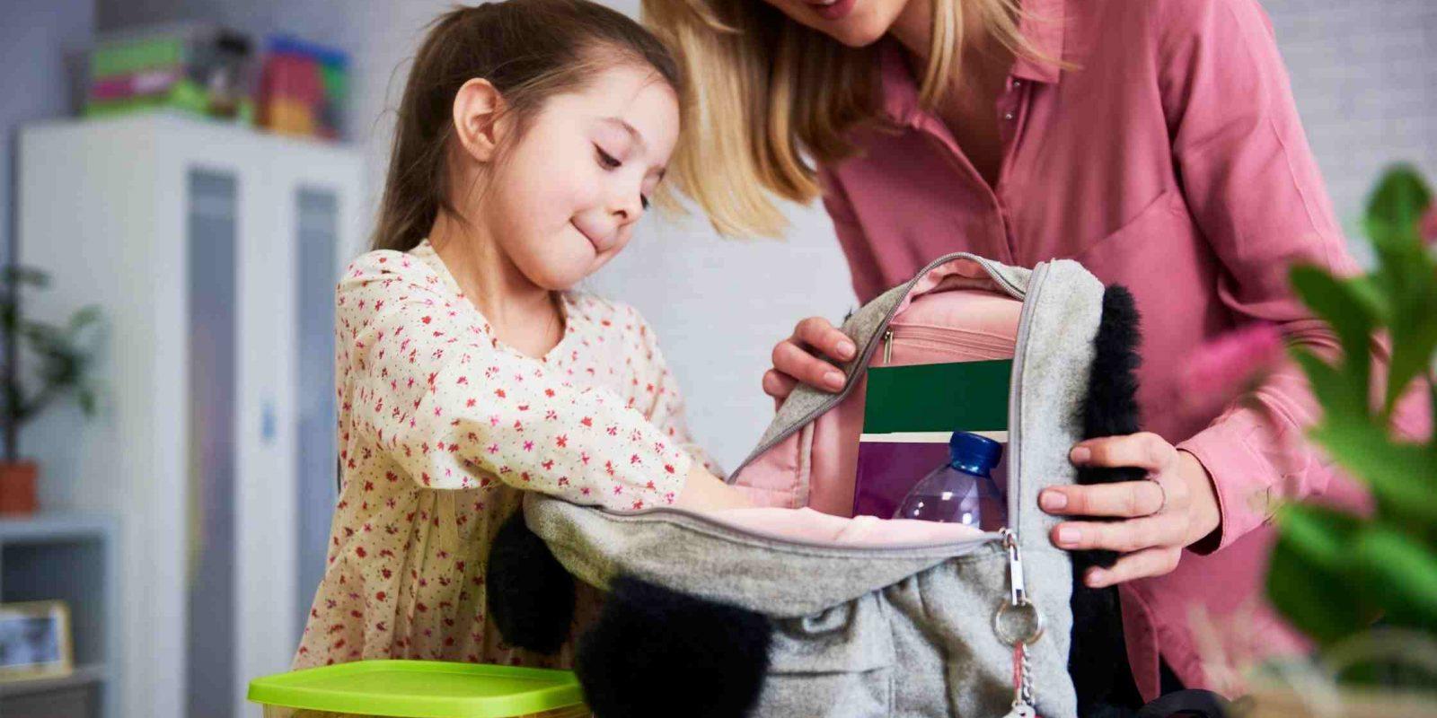 Back2school : toptips voor het kiezen van de juiste schooltas
